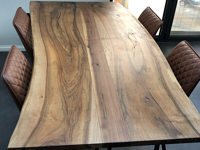 Walnut Dining Room Table South Woodham Ferrers